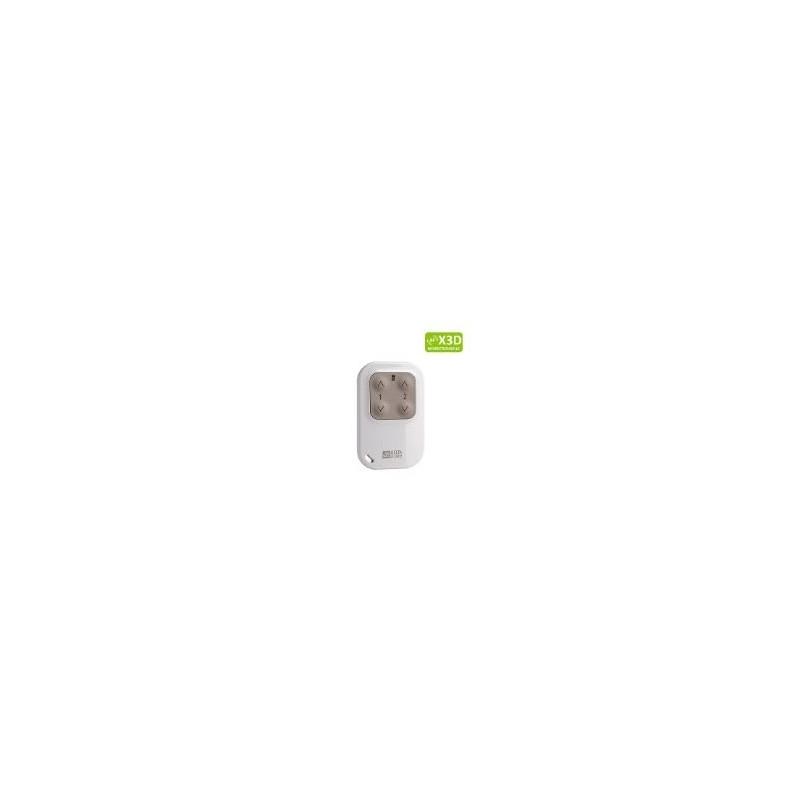 Télécommande porte-clé X3D