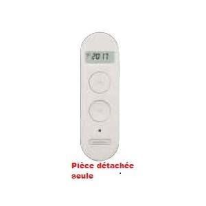 Télécommande pièce détachée 4 canaux et horloge