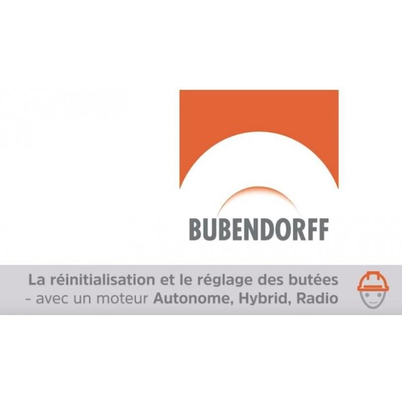 RÉINITIALISATION DES BUTÉES  MOTEUR RADIO HYBRID OU SOLAIRE
