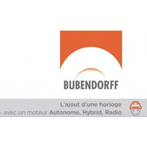 AJOUT HORLOGE MOTEUR RADIO, HYBRID SOLAIRE.