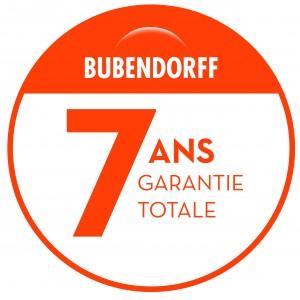 GARANTIE 7 ANS PAR BUBENDORFF.