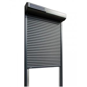 VOLET ROULANT BUBENDORFF - ID2-SOLAIRE-RÉNOVATION-Petit coffre DESIGN hauteur 127 mm.
